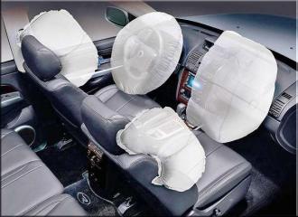 Ремонт подушки безопасности, ремонт блока srs airbag
